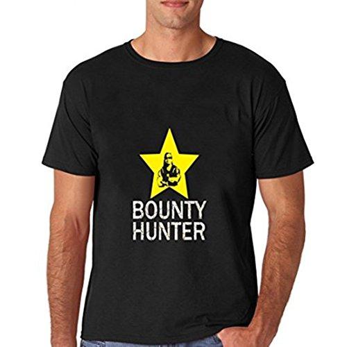 Ordinary Heart The Bounty Hunter Short shirt for mens T shirt (XXXL)