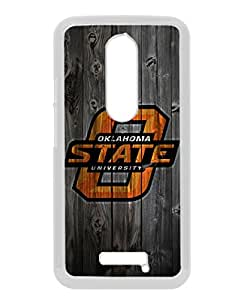 Unique Motorola Moto X 3rd Generation Case ,Popular And Fashionable Designed Case With NCAA Big 12 Conference Big12 Football Oklahoma State Cowboys 10 White Motorola Moto X 3rd Generation Phone Case