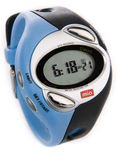 Mio Sports Watch (MIO OOO51USCLS Classic Select Petite Strapless Heart Rate Watch)