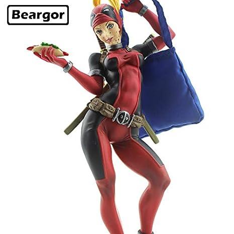 Amazon.com: Super Hero The Lady Shopping Ver. Bishoujo ...