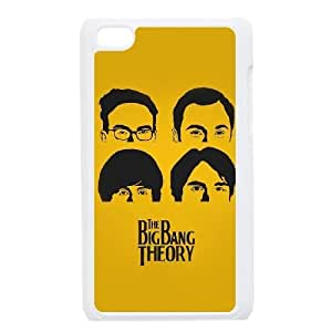 Custom The Big Bang Theory Ipod Touch 4 Cover Case, The Big Bang Theory Customized Phone Case for iPod Touch4 at Lzzcase