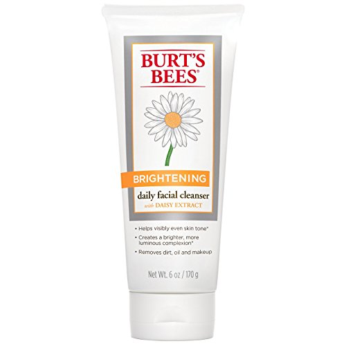 (Burt's Bees Brightening Daily Facial Cleanser, 6 Ounces)