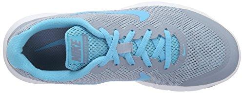 Nike Kvinna Flex Erfarenhet Rn 4 Löparsko Grå