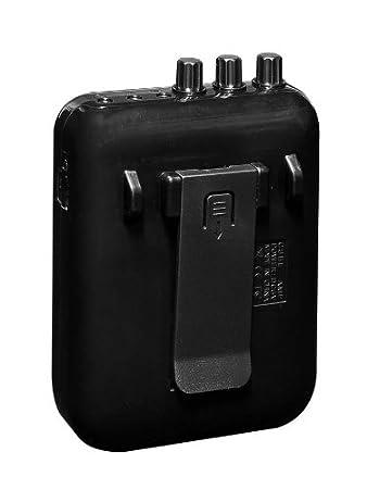 GLX pgs-5 5 W Mini amplificador de guitarra eléctrica USB recargable de grabación de práctica: Amazon.es: Instrumentos musicales