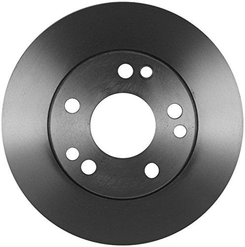 Bosch 36010940 QuietCast Premium Disc Brake Rotor For Mercedes-Benz: 1987 190D, 1990-1993 190E; Front ()