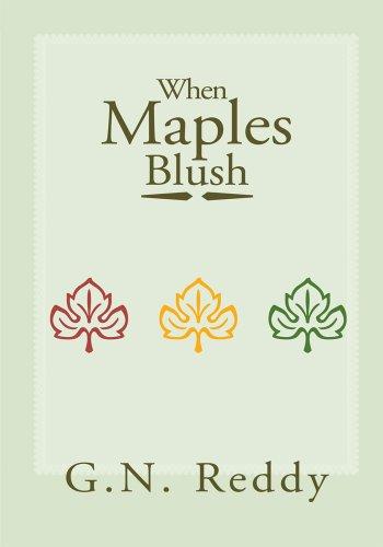 When Maples Blush - Maple Blush