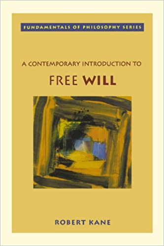 Four Views on Free Will (Great Debates in Philosophy)