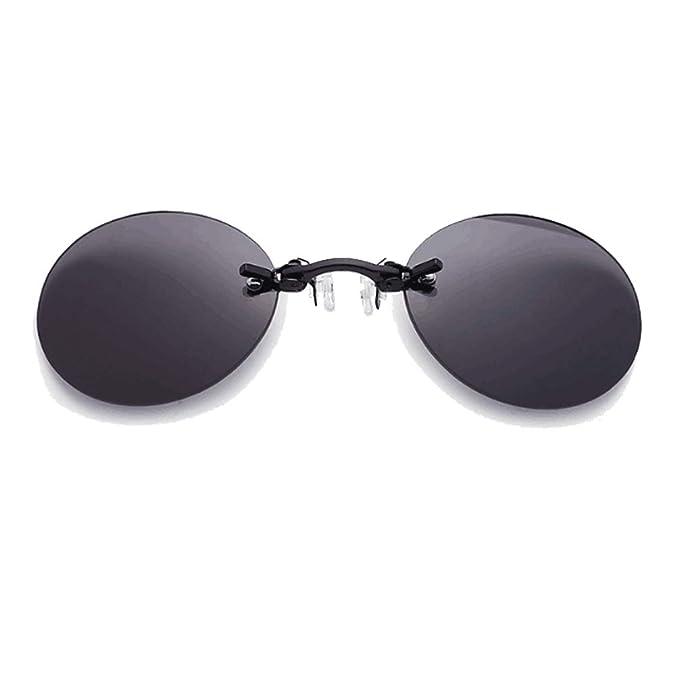 Embryform Gafas de Sol con Clip, Gafa de Sol Polarizadas de ...