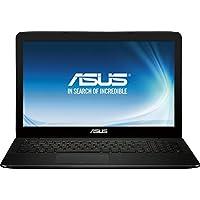 Asus F554 15.6-inch Laptop (Intel Core i5-5200U 2.2GHz, 4GB RAM, 500GB HDD, Windows 10), Matte Black