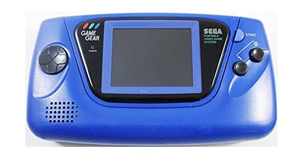 Amazon.com: Blue Sega Game Gear: Video Games