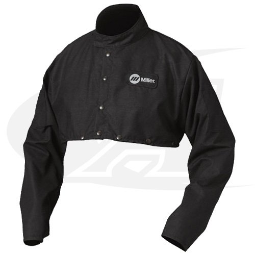 Miller 247122 WELDX Performance Cape Sleeves Sz. Small