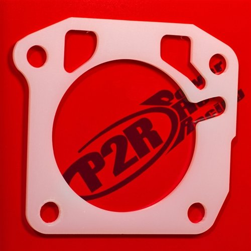 P2R Thermal Throttle Body Gasket for Honda B Series 74mm