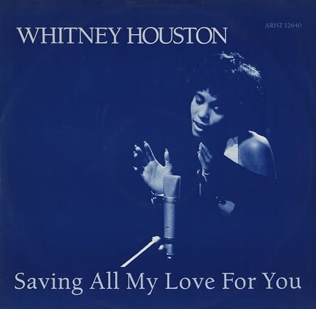 Saving All My Love For You (12'' Vinyl)