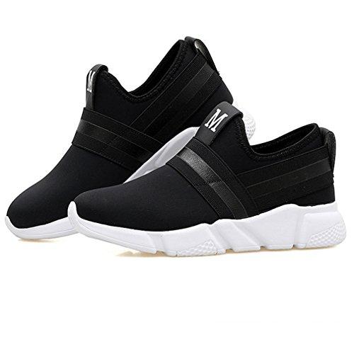 bajo adulto de Unisex botas LFEU caño negro 0xt7647qw