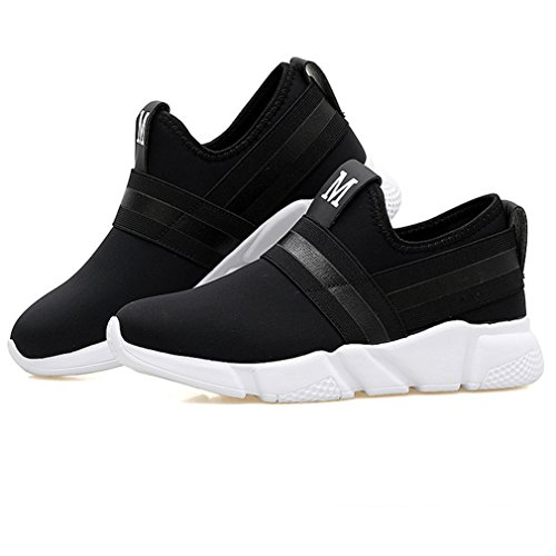adulto botas negro Unisex de bajo caño LFEU STwaq