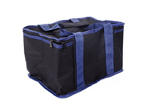 RC Car Bag / RC Carry Bag for RC 1/16, 1/18 Cars incl Traxxas 1/16 Revo, Summit, Latrax 1/18 Teton, SST. Dromida 1/18 Scale. Waterproof! Easily store or transport your (dirty) RC Car in this bag!