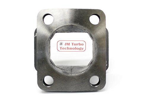 - DSM TD05 T25 to T3 Turbo Manifold Adapter Turbocharger Flange Adapter New
