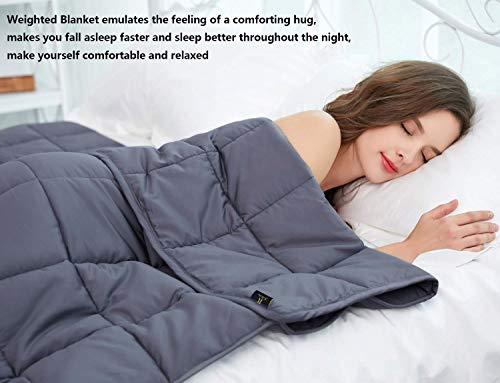 Cheap JIN DI LONG JJ Weighted Blanket 20 lbs | 60