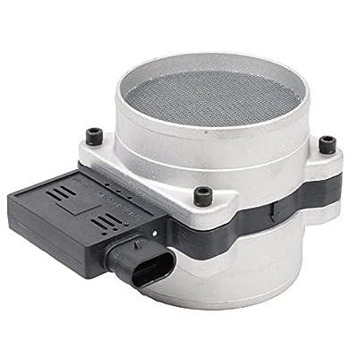 MOSTPLUS Direct Replacement Mass Air Flow Meter MAF Sensor for Chevorlet GMC 4.3L 5.0L 5.7L 7.4L Truck 25008219 MA101: Automotive