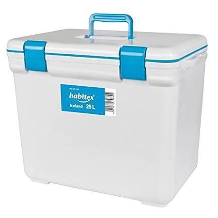 Habitex 572Y425 - Nevera Rígida Iceland 25 L Blanca/: Amazon.es: Hogar