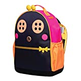 Miss Locker Cute Backpack w/Lock - Many Pockets - 15.6 inch Laptop Compartment - Women Teen Girls Cute College High Middle School Kids Travel Book Bag Shoulder Purse Holiday Graduation Birthday Gift