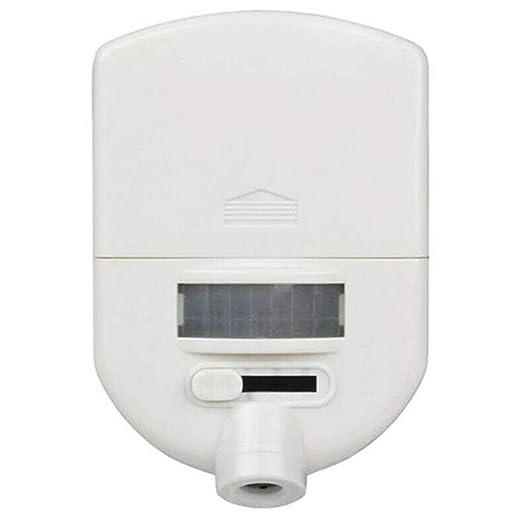 Delisouls Inodoro Proyector de Luz,Movimiento Sensor,Energía de la ...