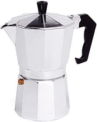 MSV MS1123/110015 - cafetera Espresso para 6 Tazas: Amazon.es: Hogar