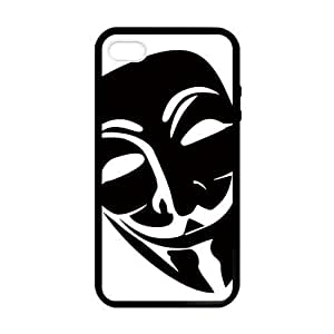 phone covers popular case iPhone 5c Hard Case Cover GUY FAWKES CARTOON DESIGNER SA8307