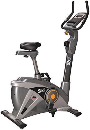 BH Fitness SB5 H8250 Bicicleta estática. Volante de inercia de 9 ...