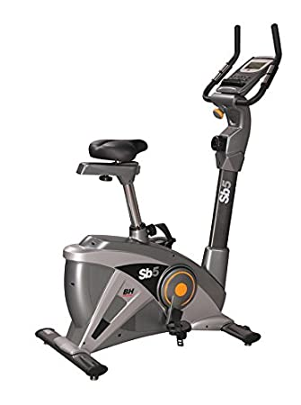 BH Fitness SB5 H8250 Bicicleta estática. Volante de inercia de 9 kg. Freno magnético