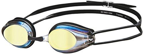 Arena Tracks Swim Goggles for Men and Women