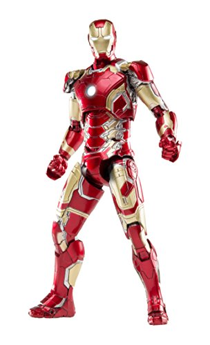 Iron Man Suits From Iron Man 3 (Comicave Studios Iron Man MK 43