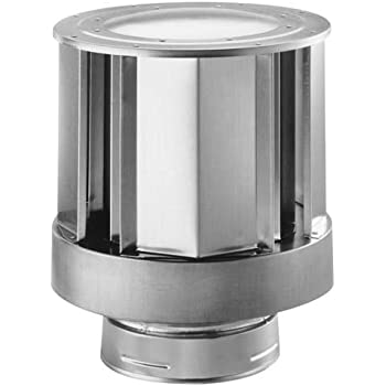 Horizontal Square Termination Cap 4 Quot X 6 5 8 Quot Direct
