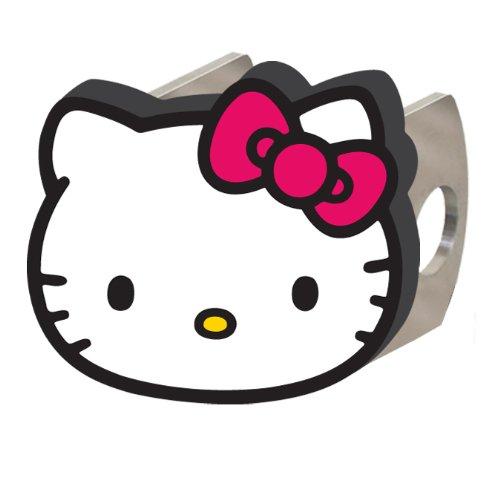 Plasticolor 002278R01 Hello Kitty Hitch Cover ()