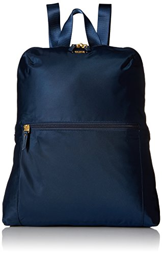Tumi Women's Voyageur Just in Case Travel Backpack Ocean Blue