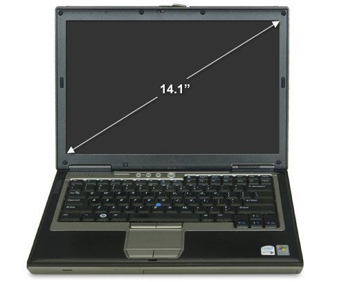 Dell Latitude D630 Core 2 Duo T7100 180GHz 2GB 80GB DVD 141 WiFi Windows 7 Professional Laptop Notebook Certified Refurbished Eligible For Free Upgrade