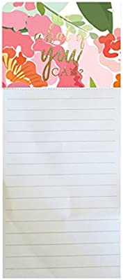 Mary Square 23132But what If You Can Magnetic Notepad 9 x 4 x 0.2 Multicolor