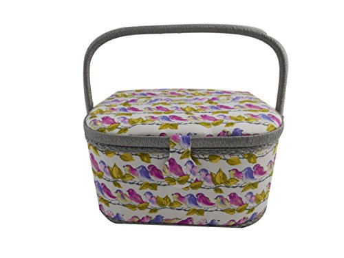 Dritz Large Sewing Basket 12x9x6 product image