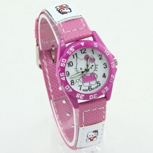 Hello Kitty - Super Cute Sport Style Wrist Watch