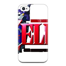 New Fashion Premium Tpu Case Cover For Iphone 4/4s - The Legend Of Zelda Logo