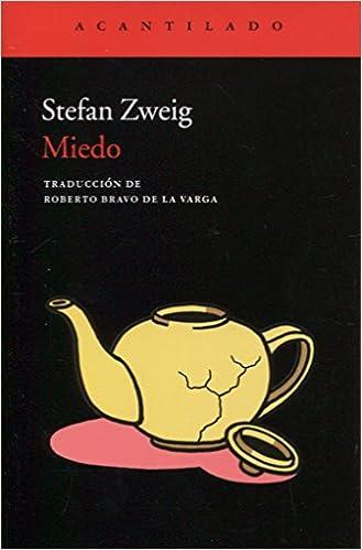 Miedo - Stefan Zweig