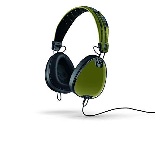Skullcandy Aviator Green/Black Mic3 (Renewed) ()