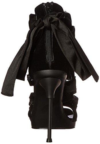 Fabulicious Nero Donne Delle Vestito 26 Sandalo Chic wqYtga