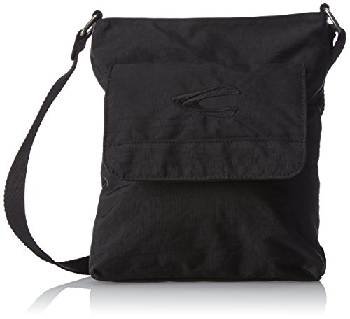 camel active Women's Cross-Body Bag Schwarz