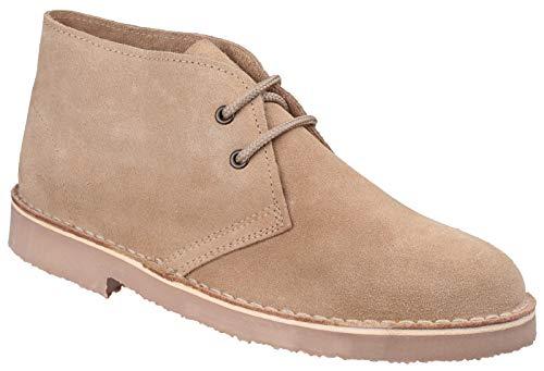 Cotswold Mens Sahara Desert Boot Camel Size UK 10 EU 44