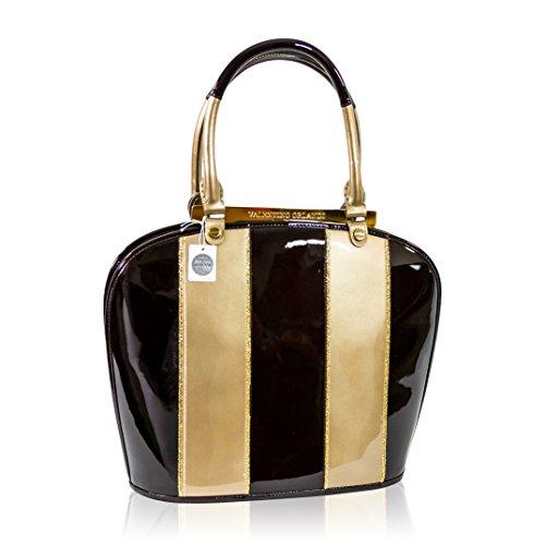 Valentino Orlandi Italian Designer Pequin Metallic for sale  Delivered anywhere in USA