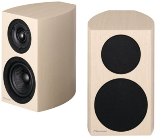 Pioneer 2 Way Bookshelf Speakers S 31b Lr Janan Import Amazonca Electronics