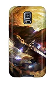 JfIOXcm5591sMEej Case Cover Dragons-crown Anime Action Rpg Fantasy Family Medieval Fighting Dragons Crown Galaxy S5 Protective Case