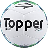 Bola de Futebol de Campo Topper KV Carbon League Branco 8449 06f160a668b37
