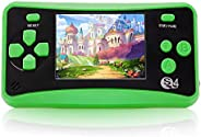 "Electronic Handheld Games for Children, 8 Bit Retro 182 Classic Games 2.5"" LCD Screen Portable Video Game"